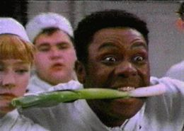 Lenny Henry as Chef Gareth Blackstock
