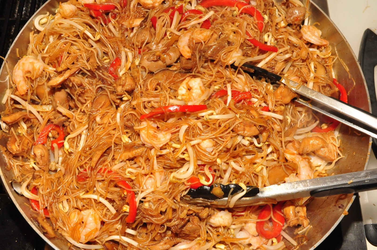 Rice Noodle Dish What S 4 Dinner Solutions