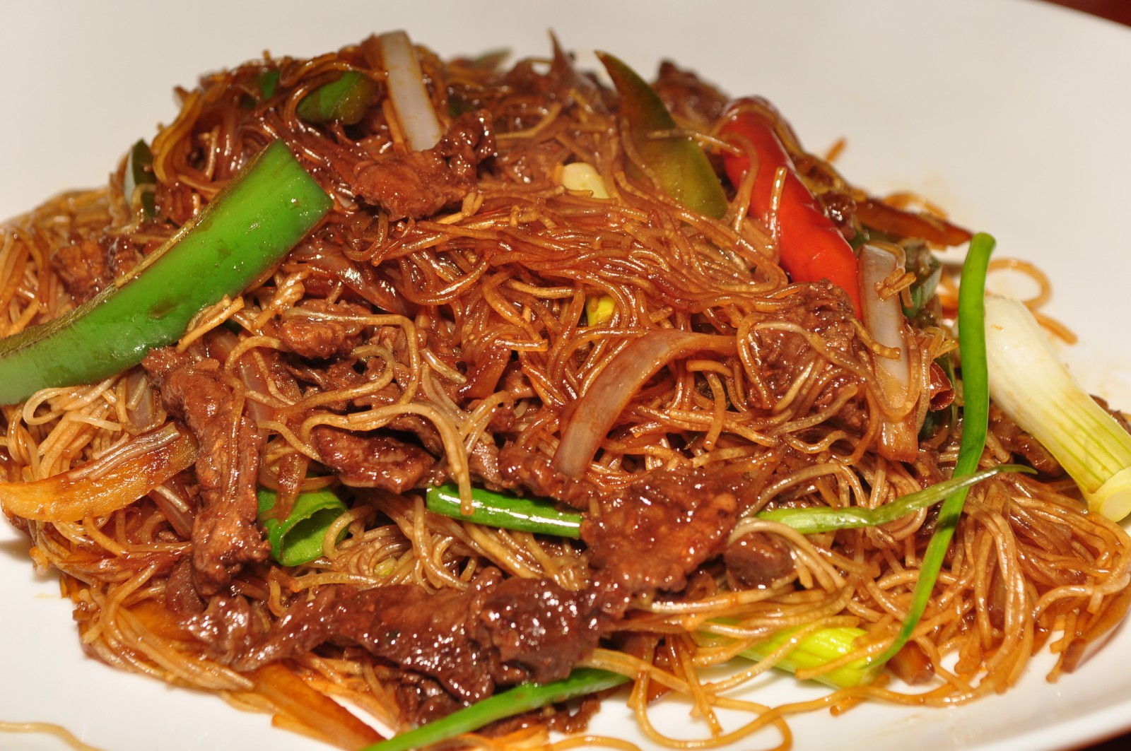 Beef And Rice Noodles Stir Fry What S 4 Dinner Solutions