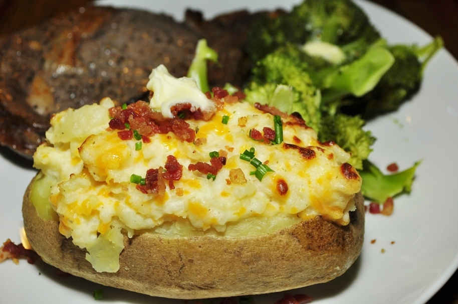 JeffreyW's Loaded Baked Potato