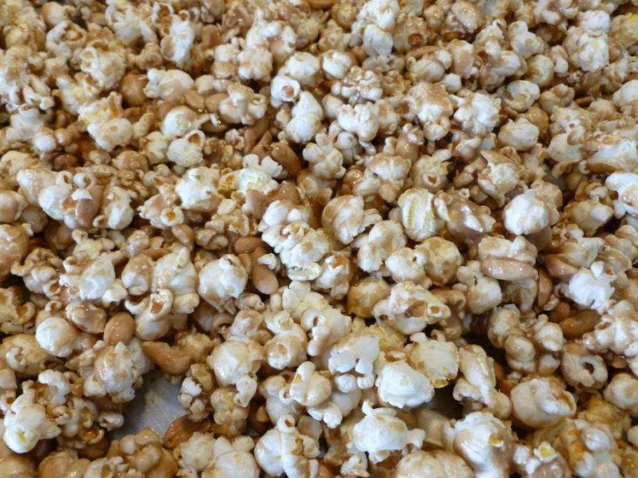 Caramel Corn 12-17-11