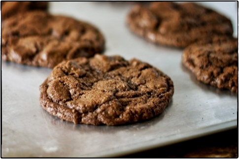 Chocolate Chocolate Cookie
