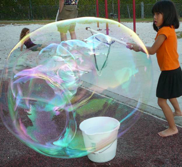 Giant Bubble Recipe What S 4 Dinner Solutions