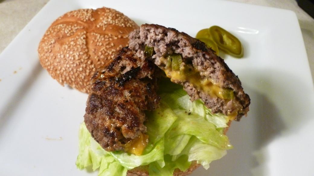Stuffed Burger Final