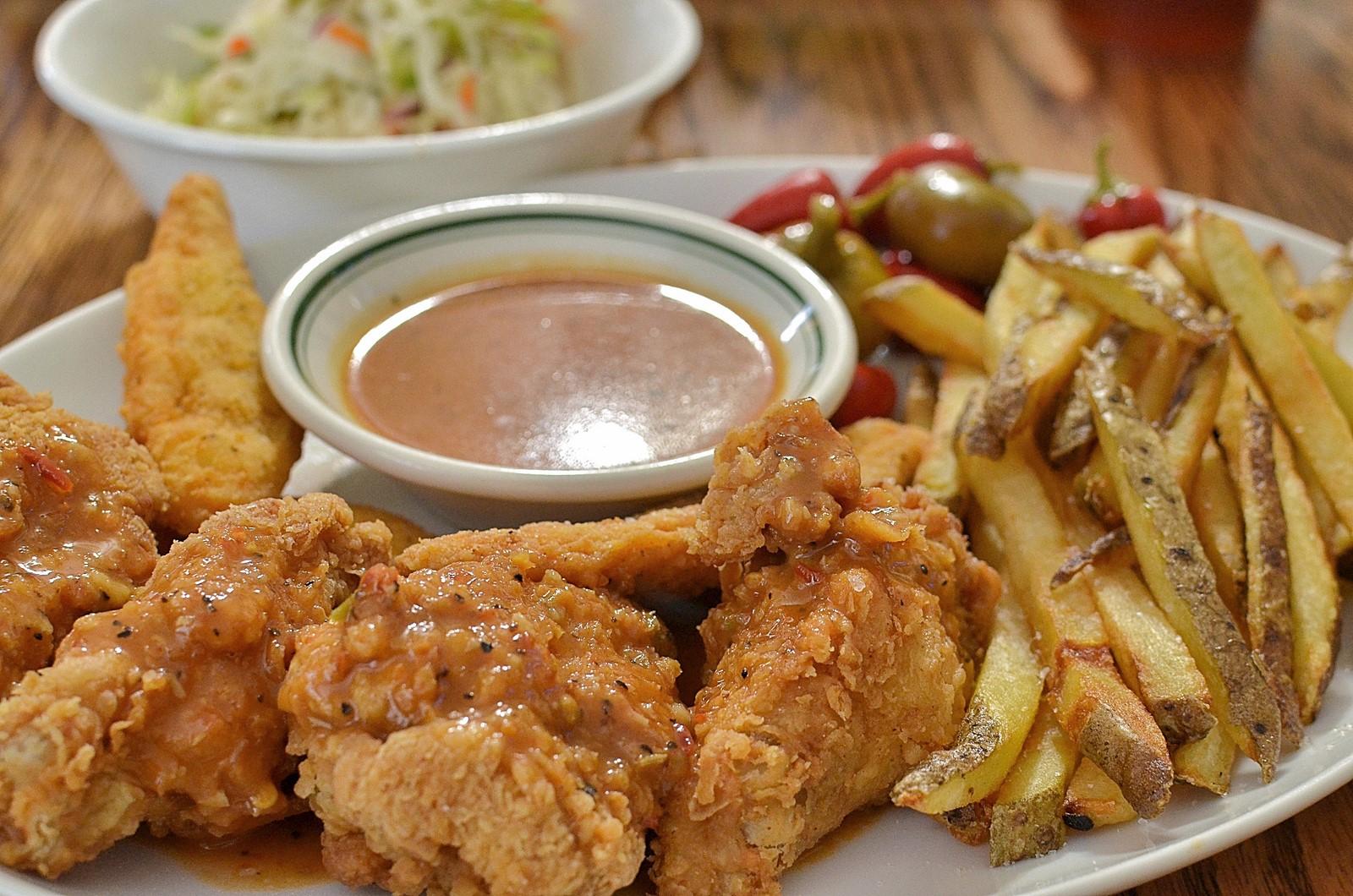 Fried Chicken Pr0n Breaded Hot Wings