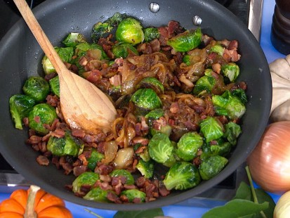 Frozen Brussel Sprout Recipes Roasted