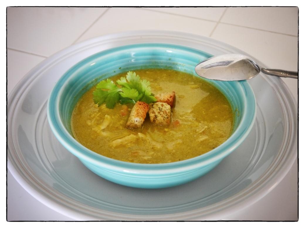 Cream of Chicken Soup2