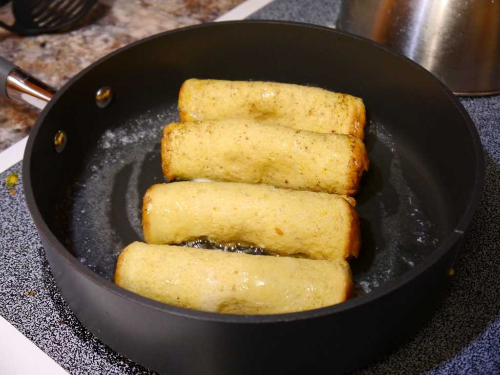 Rolled French Toast