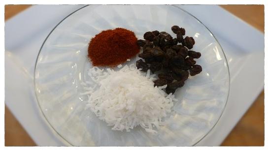Curried chicken spices