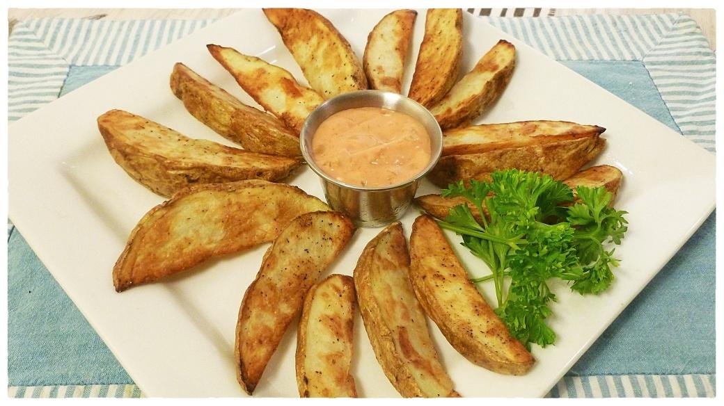 Potato Wedges1a