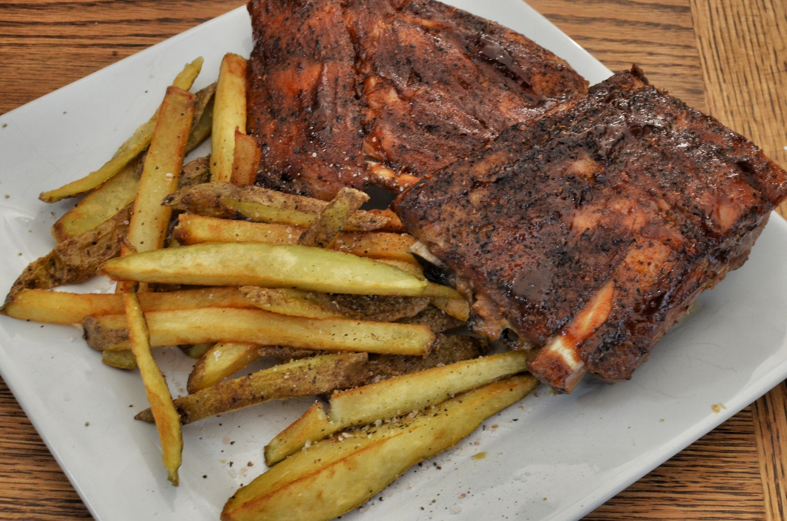 Ribs And Fries What S 4 Dinner Solutions