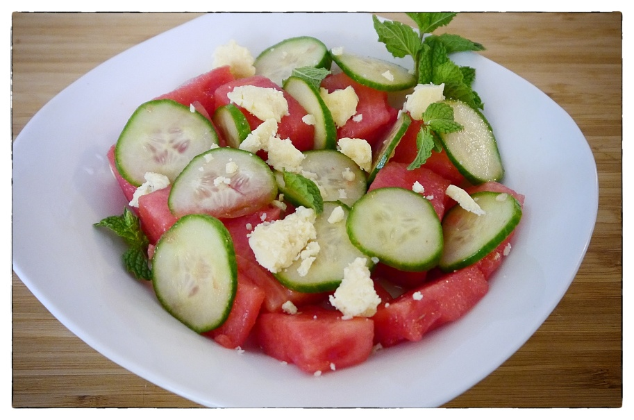 Watermelon salad  final