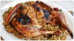 Spatchcock Turkey finish