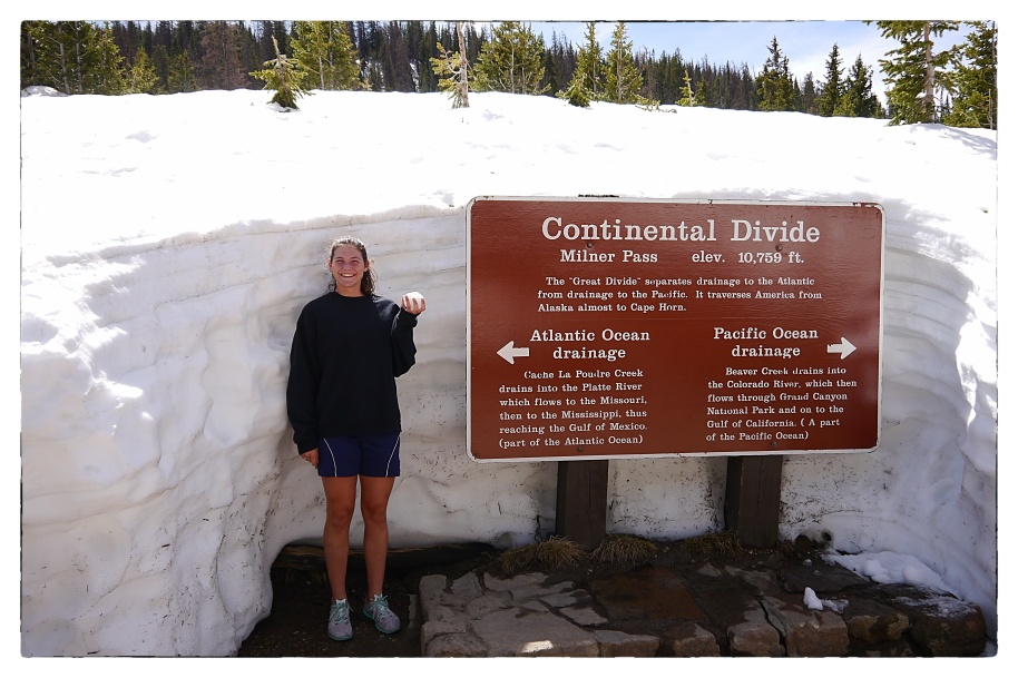 Kylee Continental Divide